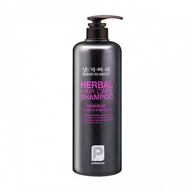 DAENG GI MEO RI Professional Herbal Hair Care Shampoo/ Профессиональный шампунь на травяных экстрактах 1000мл