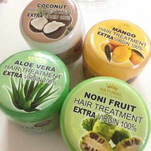 Natural spbeauty&makeup hair treatment/ питательная маска для волос в ассортименте 350 мл