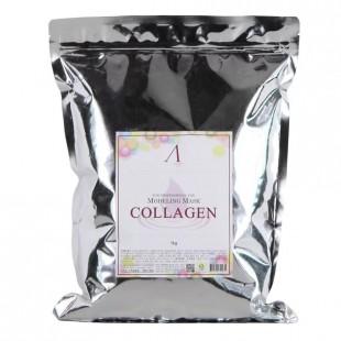 ANSKIN Modeling Mask Collagen Anti-Aging & Firming Refill/Альгинатная маска антивозрастная укрепляющая с коллагеном, 1 кг