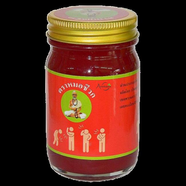 Красный бальзам 100 ml