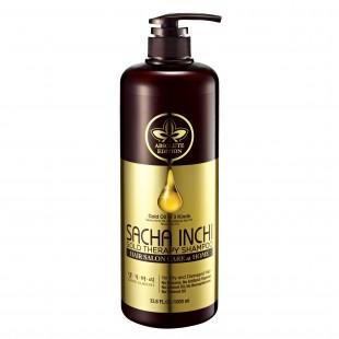 DAENG GI MEO RI Sacha Inchi Gold Therapy Shampoo/Шампунь для сухих и поврежденных волос 1000 мл.
