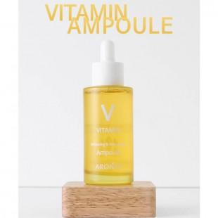 Aronyx Ampoule Vitamin/ Сыворотка для лица с витамином с 50мл
