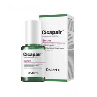 Dr.Jart Cicapair Derma Green Solution 30 ml/Восстанавливающая сыворотка антистресс