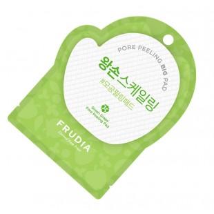 FRUDIA GREEN GRAPE PORE PEELING PAD/ Отшелушивающие диски с зеленым виноградом 1шт