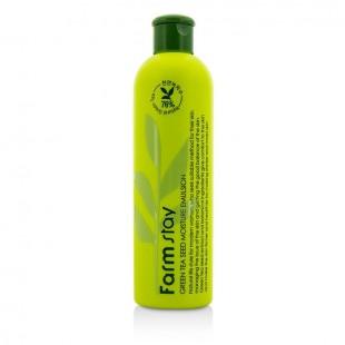 FARMSTAY Green Tea Seed Moisture Emulsion/Увлажняющая эмульсия с семенами зеленого чая