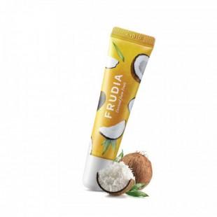 Frudia Coconut Honey Salve Lip Cream /Смягчающий крем для губ с кокосом