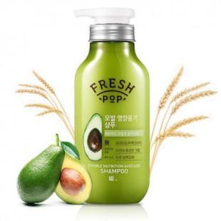 Fresh Pop Double Nutrition Avocado Shampoo/Питательный шампунь с маслом авокадо