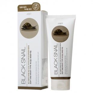 Jigott  Premium Facial Black Snail Peeling Gel/Премиум гель-пилинг с экстрактом слизи улитки