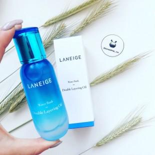 LANEIGE Water Bank Double Layering Oil/ Двухслойное увлажняющее масло для лица 50 мл