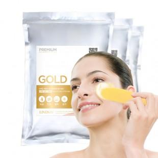 Lindsay Premium Gold Modeling Mask/Альгинатная маска с золотом 240г