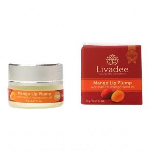 Бальзам для губ Livadee Плампер «Сочное манго»