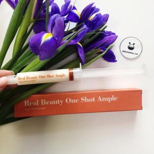 REALSKIN BEAUTY One Shot Ample/ Высококонцентрированная антивозрастная сыворотка