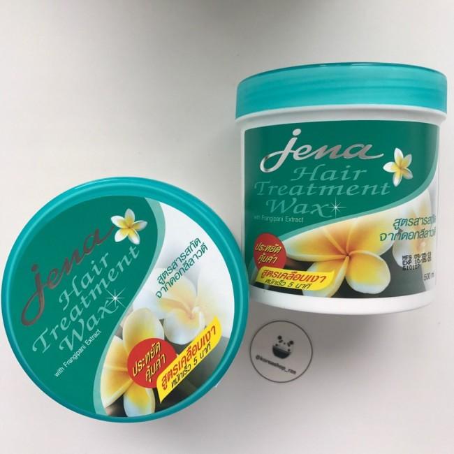 Jena Hair Treatment Wax with Frangipani/Увлажняющая маска с Франжипани 500 мл
