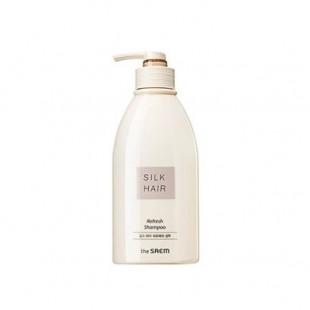 THE SAEM Silk Hair Refresh Shampoo/ Освежающий шампунь для волос