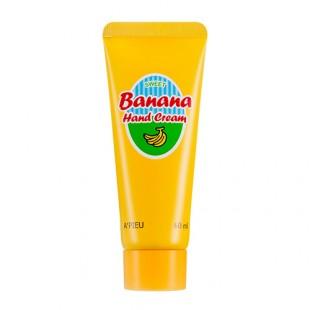 A'PIEU Banana Hand Cream /Питательный крем для рук с экстрактом банана и маслом ши 60 ml