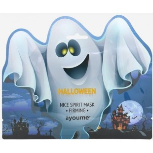 AYOUME Halloween Nice Spirit Mask Firming/ Маска укрепляющая с коллагеном