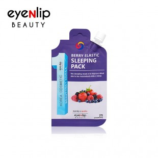 EYENLIP Berry Elastic Sleeping Pack/ Маска для лица ночная 25г