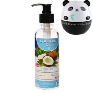 Массажное кокосовое масло