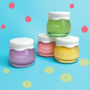 FRUDIA Derived From Fruit Cream/крем для лица мини-версии 10 мл.