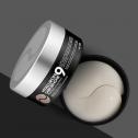 MEDI-PEEL Hyaluron Dark Benone Peptide 9 Ampoule Eye Patch/ Гидрогелевые патчи с экстрактом жемчуга 60шт
