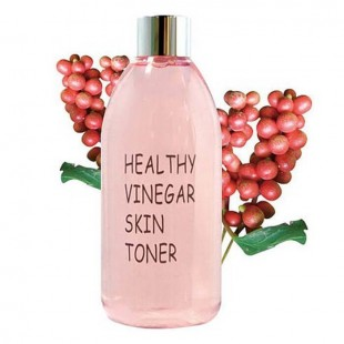 REALSKIN Healthy Vinegar Skin Toner Omija/ Уксусный тонер на основе ферментированного экстракта лимонника 300мл