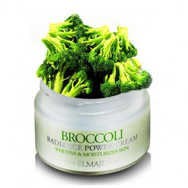 LadyKin Elmaju Broccoli Radiance Power Cream Крем для сияния кожи с 77% брокколи 50ml