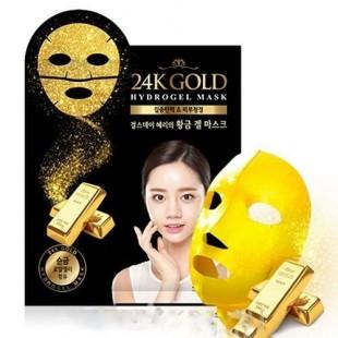 SCINIC 24K Gold Hydrogel Mask/Гидрогелевая маска с коллоидным золотом
