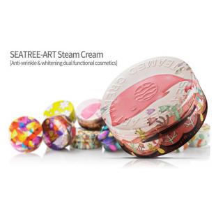 Seatree Art Steam Cream/Паровой крем для лица с аргановым маслом 60 мл