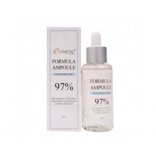 ESTHETIC HOUSE Formula Ampoule Hyaluronic Acid/Сыворотка для лица с гиалуроновой кислотой