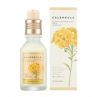 THE FACE SHOP Calendula Essential Moisture Serum/ Увлажняющая сыворотка с календулой 40мл