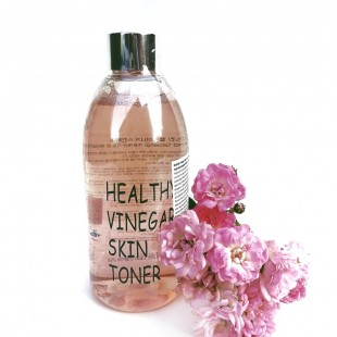 REALSKIN Healthy Vinegar Skin Toner Red Ginseng/ Уксусный тонер на основе ферментированного экстракта женьшеня 300мл