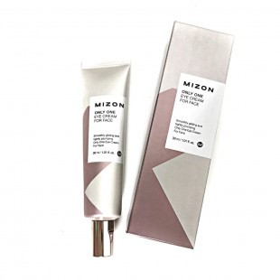 MIZON Only One Eye Cream For Face/ Многофункциональный крем для области вокруг глаз и губ 30мл
