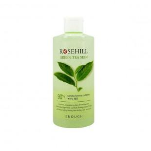 Enough Rosehill Green Tea Skin/ Тонер для лица с экстрактом зеленого чая 300мл