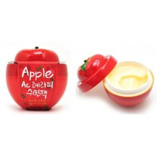 BAVIPHAT Apple AC Therapy Sleeping Pack/Маска ночная для проблемной кожи с экстрактом яблока 100 г.