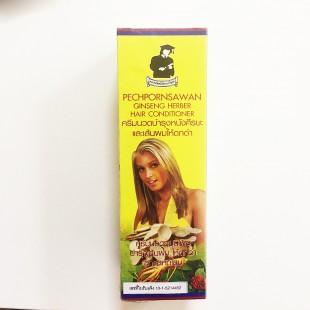 PECHPORNSAWAN Ginseng Herbal Hair Conditioner.Лечебный кондиционер для волос с женьшенем.