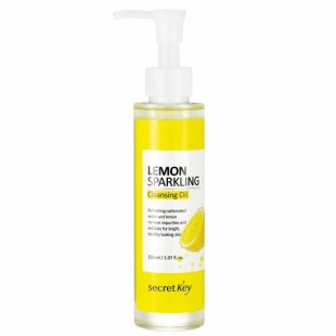 SECRET KEY LEMON SPARKLING CLEANSING OIL Гидрофильное масло